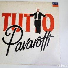 Discos de vinilo: LUCIANO PAVAROTTI - TUTTO PAVAROTTI VOL.1 (VINILO). Lote 156006726