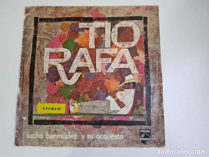 LUCHO BERMUDEZ Y SU ORQUESTA - TIO RAFA (VINILO) (Música - Discos - LP Vinilo - Orquestas)