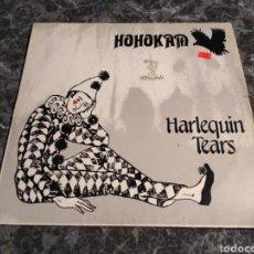 Discos de vinilo: HOHOKAM - HARLEQUIN TEARS. Lote 156010796