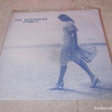 Discos de vinilo: THE SEDGWICKS - SEPTEMBER EP - HEFFALUMP RECORDS 1990. Lote 156014550