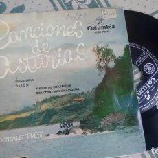 Discos de vinilo: EP ( VINILO) DE JOSE GONZALEZ PRESI AÑOS 60. Lote 156021966