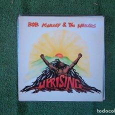 Discos de vinilo: BOB MARLEY: URPRISING-I8SLAND 80 CON PEGATINA DE MARLEY DE REGALO-OPORTUNIDAD. Lote 156034742