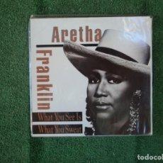 Discos de vinilo: ARETHA FRANKLIN: EDICION ALEMANA 1991 - MINT CONDICION-OPORTUNIDAD. Lote 156034918