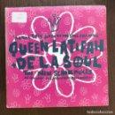 Discos de vinilo: QUEEN LATIFAH + DE LA SOUL - MAMMA GAVE BIRTH TO THE SOUL CHILDREN - SINGLE TROYA 1990 . Lote 156044902