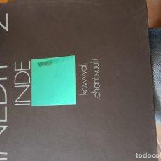 Discos de vinilo: INEDIT 2- INDE-:LIMITADO Y NUMERADO-ISLAM MUSIC-RARISIMA EDICION MUY BUSCADA-EXCELENTE ESTADO. Lote 156049822