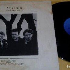 Discos de vinilo: U2 - PRIDE . Lote 156051170