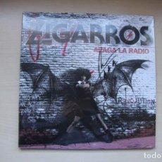 Discos de vinilo: LOS ZIGARROS - APAGA LA RADIO - VINILO EDICION FIRMADA - PRECINTADO. Lote 156085294