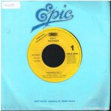 Disques de vinyle: PISTONES - CARAVANAS AL SUR - SINGLE 1993 - PROMO. Lote 156095726