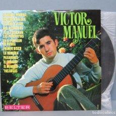 Discos de vinilo: LP. VÍCTOR MANUEL . Lote 156129310