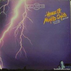 Discos de vinilo: C.C. CATCH - HOUSE OF MYSTIC LIGHTS MAXI SINGLE SPAIN 1988. Lote 156156890