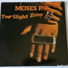 Discos de vinilo: MOSES P. - TWILIGHT ZONE - 1988. Lote 156168914