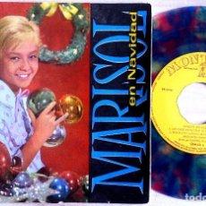 Discos de vinilo: MARISOL - MARISOL EN NAVIDAD - EP 1960 - MONTILLA. Lote 156170482