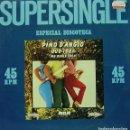 Discos de vinilo: PINO D'ANGIO - QUE IDEA MA QUALE IDEA MAXI SINGLE RARO SPAIN 1981. Lote 156177906
