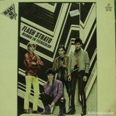Discos de vinilo: FLASH STRATO - MADRID EN TECNICOLOR MAXI SINGLE SPAIN 1983. Lote 156179498