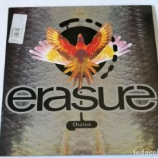 Discos de vinilo: ERASURE - CHORUS - 1991. Lote 156181534