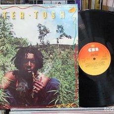 Discos de vinilo: LMV - PETER TOSH. LEGALIZE IT. CBS 1982, REF. 32202. LP EDITADO EN HOLANDA. Lote 156227386
