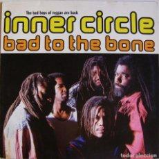 Disques de vinyle: INNER CIRCLE-BAD TO THE BONE, WEA-9031-76520-1. Lote 156228422