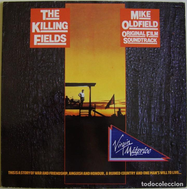 MIKE OLDFIELD ‎– THE KILLING FIELDS ORIGINAL FILM SOUNDTRACK, (Música - Discos - LP Vinilo - Electrónica, Avantgarde y Experimental)