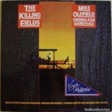 Discos de vinilo: MIKE OLDFIELD – THE KILLING FIELDS ORIGINAL FILM SOUNDTRACK,. Lote 156238730