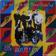 Discos de vinilo: NO ME PISES QUE LLEVO CHANCLAS – BOLILLON, CBS/SONY – COL 663704 6. Lote 156241754
