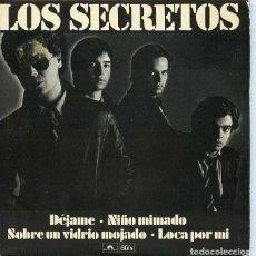 Discos de vinilo: SECRETOS + TOS. Lote 156258622