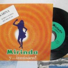Discos de vinilo: KARINA - SERIE MIRINDA Nº 1 ROMEO Y JULIETA + 1 SINGLE SPAIN 1969 PDELUXE. Lote 156271758