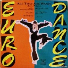 Discos de vinilo: EURO DANCE, POLYDOR – 516 322-1. Lote 156275886