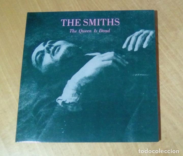 THE SMITHS - THE QUEEN IS DEAD (LP REEDICIÓN, GATEFOLD, CON ENCARTE) NUEVO (Música - Discos - LP Vinilo - Pop - Rock - New Wave Extranjero de los 80)