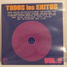 Discos de vinilo: TODOS LOS ÉXITOS VOL.2-LP 1976 EUROMUSIC. Lote 156359184