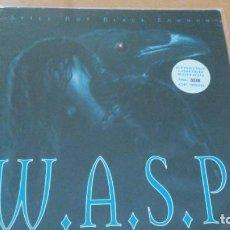 Discos de vinilo: W.A.S.P. STILL NOT BLACK ENOUGH LP GATEFOLD EDICION NUMERADA LIMITADA. Lote 156359690