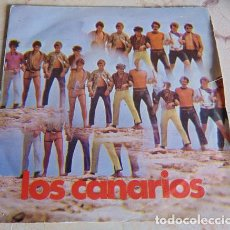 Discos de vinilo: LOS CANARIOS – PEPPERMINT FRAPPÉ / KEEP ON THE RIGHT SIDE - SINGLE SONO PLAY 1967. Lote 156374430