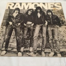Discos de vinilo: RAMONES -RAMONES- (1983) LP DISCO VINILO. Lote 156379590