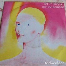 Dischi in vinile: PATTY PRAVO - PER UNA BAMBOLA - SINGLE. Lote 156389934