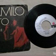Discos de vinilo: MUSICA SINGLE: CAMILO SESTO - ALGO DE MI / YO SOY ASÍ (ABLN) . Lote 156390846