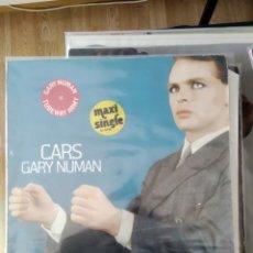 Discos de vinilo: GARY NUMAN – CARS. Lote 156464938