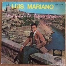 Discos de vinilo: LUIS MARIANO EP EXCELENTE. Lote 156468846
