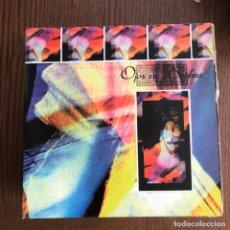 Discos de vinilo: OJOS EN DAPHNE - LOS COLORES DE MI HABITACIÓN - EP JABALINA 1994 . Lote 156469470