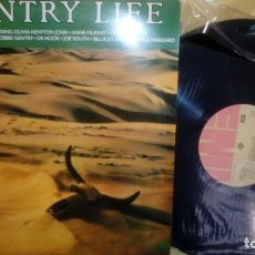Discos de vinilo: COUNTRY LIFE . Lote 156471278