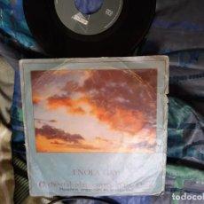 Discos de vinilo: MANIOBRAS ORQUESTALES EN LA OSCURIDAD ENOLA GAY SINGLE. Lote 156485026