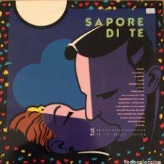 Discos de vinilo: SAPORE DI TE DISCO DOBLE BIEN CONSERVADO. Lote 156487146