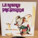 Discos de vinilo: LA RATITA PRESUMIDA / CUENTO-SINGLE / MOVIE PLAY - 1971 / MBC. ***/***. Lote 156487278