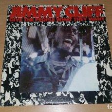 Discos de vinilo: LP JIMMY LIFF GIVE THE PEOPLE , MCA AÑO 1981 USA. Lote 156494954