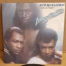 Discos de vinilo: IMAGINATION / JUST AN ILLUSION / SG - RED BUS-1982 / MBC. ***/***. Lote 159647605