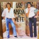 Discos de vinilo: LOS AMAYA / VETE / SG - RCA-VICTOR-1977 / MBC. ***/***. Lote 156501394