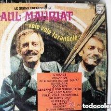 Discos de vinilo: PAUL MAURIAT - VOLE VOLE FARANDOLE (LP) 1969. Lote 156502134