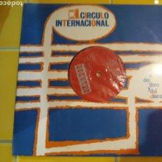 Discos de vinilo: WILLY SCHOBBEN- LP RITMOS Y MELODÍAS- 10 PULGADAS ORLADOR 1966 ESPAÑA 7. Lote 156503276