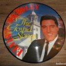 Discos de vinilo: ELVIS PRESLEY - THE GOSPEL SONGS (PICTURE DISC). Lote 156516938