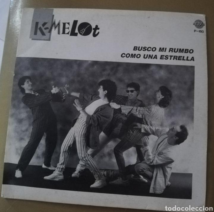 K-MELOT -BUSCO MI RUMBO (Música - Discos - Singles Vinilo - Solistas Españoles de los 70 a la actualidad)