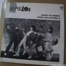 Discos de vinilo: K-MELOT -BUSCO MI RUMBO. Lote 156519022