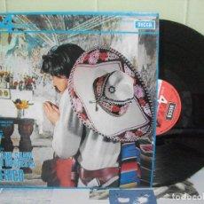 Discos de vinilo: ROLAND SHAW Y SU ORQUESTA - ¡MÉXICO! - LP DECCA - PFS 4027 - ESPAÑA 1975. Lote 156531054